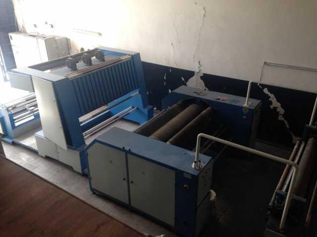 kumaş apre makinası kontini apretan makinası